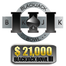 Blackjack Bowl III logo