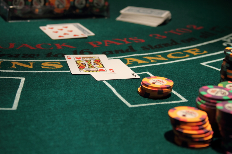 Special Rules Blackjack Online