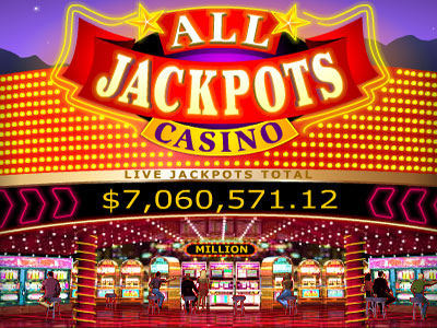 All Jackpots Casino Grand Prix Promotion