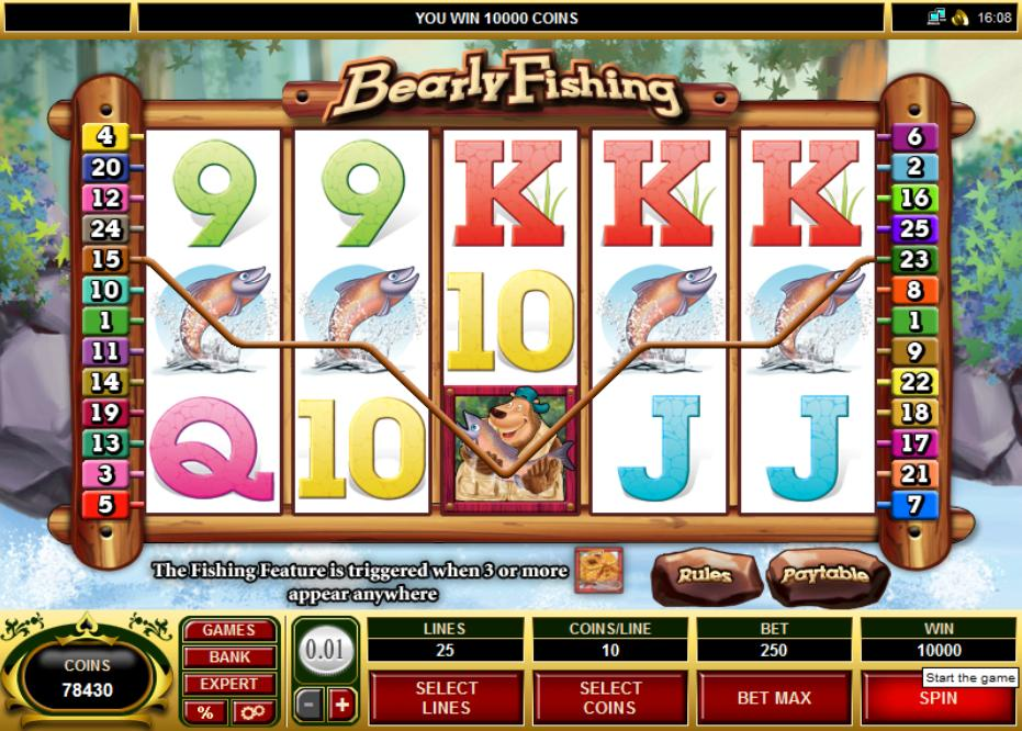 Slots Software Influence