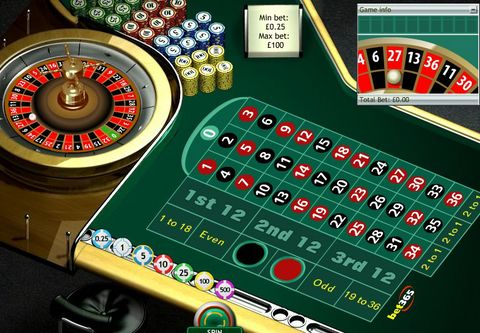 Bet365 Casino Roulette Tournament