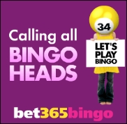 Bet365 Bingo Promotions