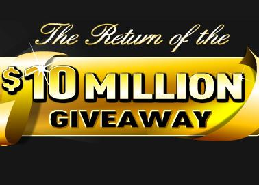 Giveaway Promotion Blackjack Ballroom