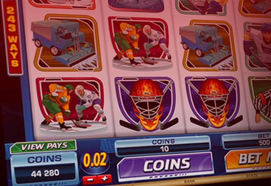 Break Away Microgaming Slot Game