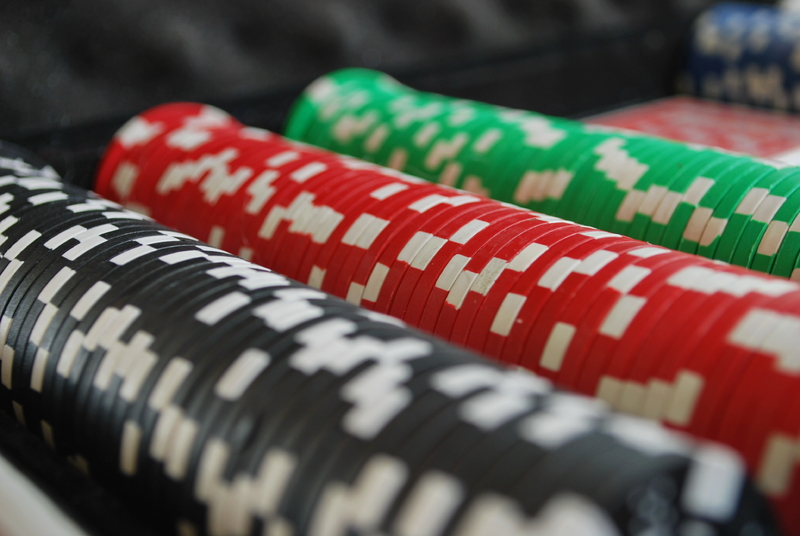 casino roulette chips