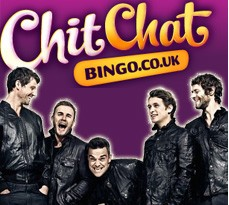 ChitChatBingo.co.uk shopping vouchers promotion