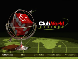 Club World Casinos image