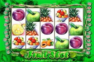 Fruit Slot at Rome Casino