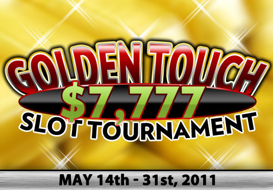 Golden Touch Slot Tournament image