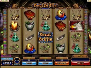 The Great Griffin Video Slot