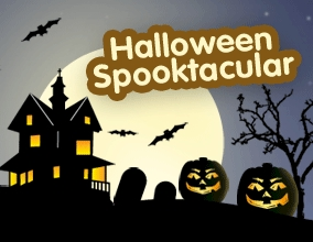 Halloween Spooktacular Slots Tournament