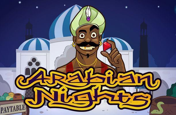 Progressive Jackpot Win on Arabian Nights Slot