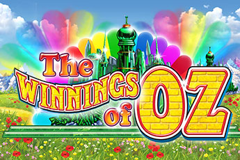 Paddy Power Casino Winnings of Oz Jackpot Hit