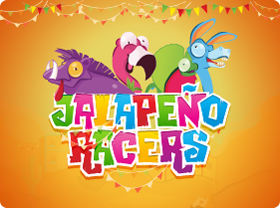 Jalapeno Racers new slot game