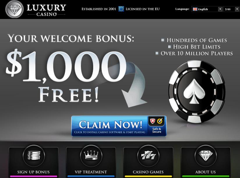 Mobile Player Wins One Million Dollar at Luxury Casino