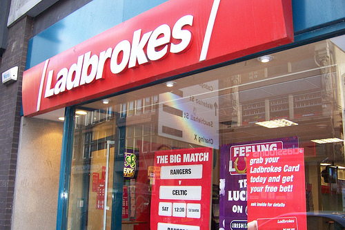 Ladbrokes Betting Shops Profits
