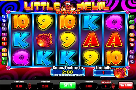 Little Devil Deluxe Virgin Casino