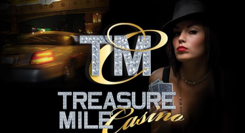 Treasure Mile Casino Bonuses