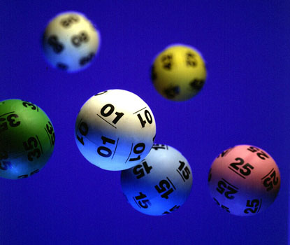 Lotto Balls Image