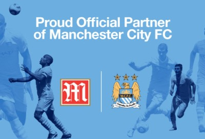 Mansion Manchester City Sponsor