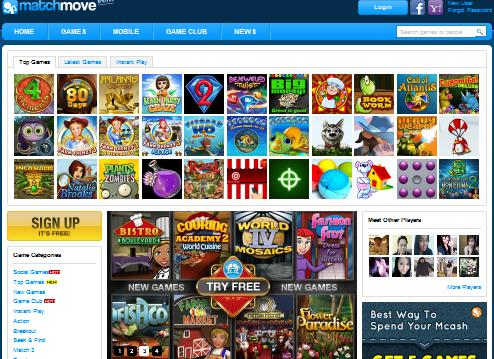MatchMoveGames screenshot