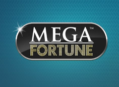 Progressive Jackpot hit on Mega Fortune slot