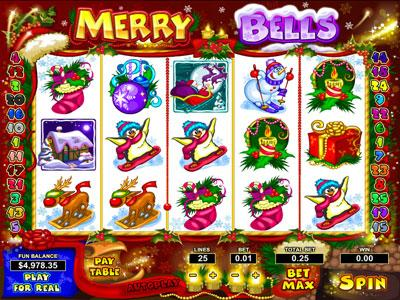 Merry Bells New Video Slots Game