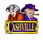 Cashville Video Slot logo