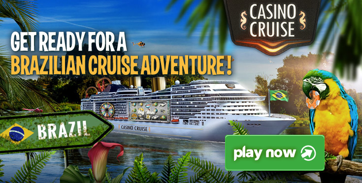 Cruise to Brazil Promotion at Casino Cruise