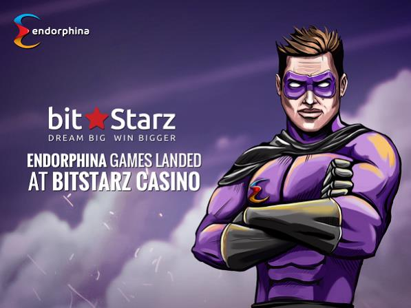 Endorphina Games at BitStarz