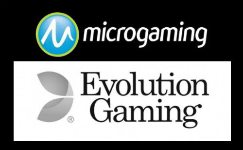 Microgaming and Evolution Gaming