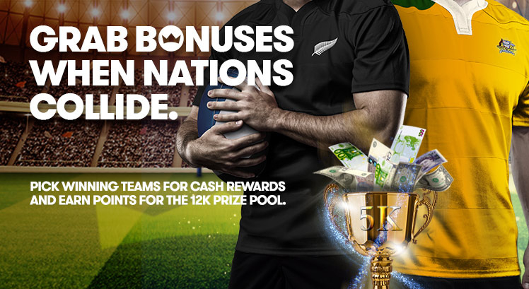 InterCasino Rugby World Cup Promotion