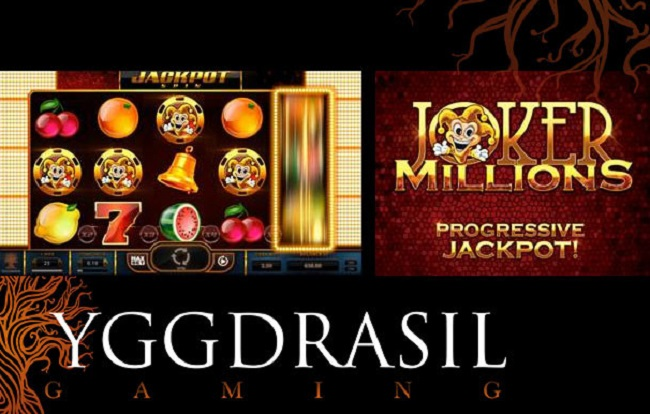 EuroSlots Progressive Jackpot on Joker Millions Slot
