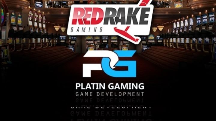Partnership between Red Rake Gaming and Platin Gaming