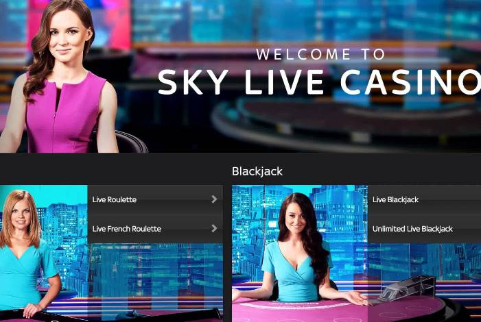 Sky Casino Live Casino Innovative Award