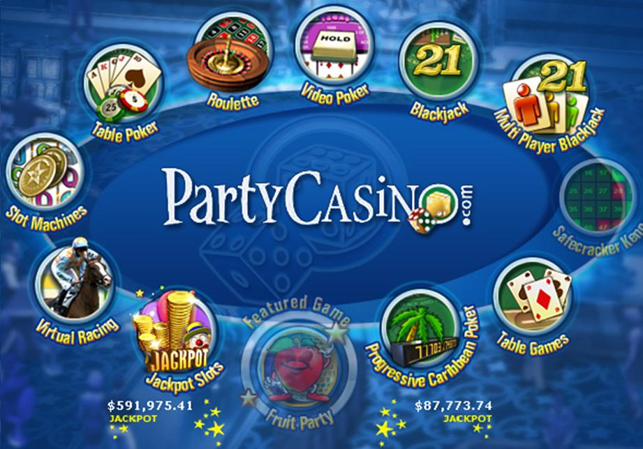 Party Casino Vegas Promotion