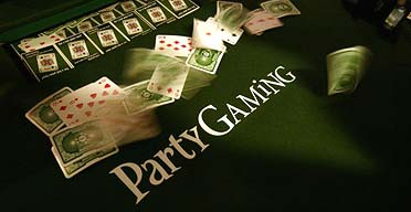 Partygaming theme