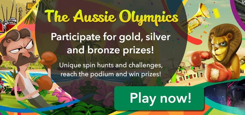All Australian Casino Olympics Promotion
