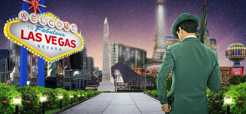 Fly to Vegas Promotion at Mr Green Casino