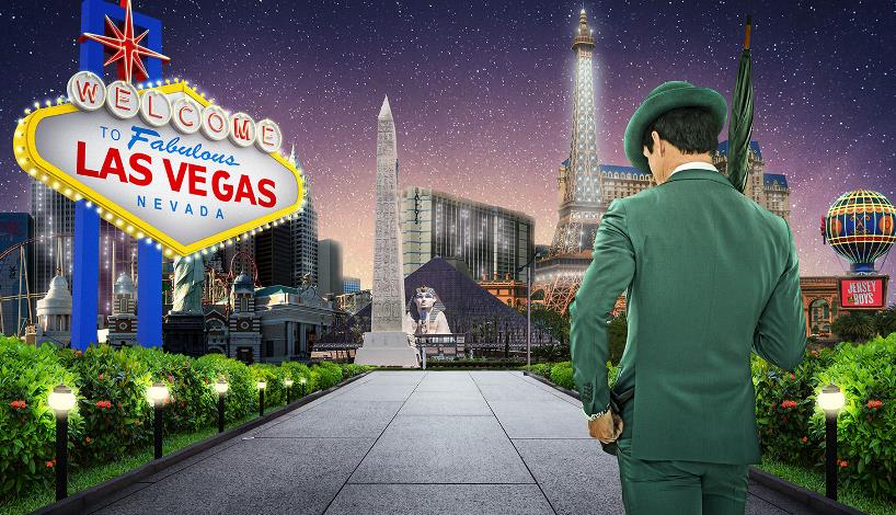 Mr Green Casino Fly to Vegas Promotion