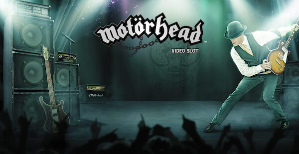 Motorhead Promotion Mr. Green Casino