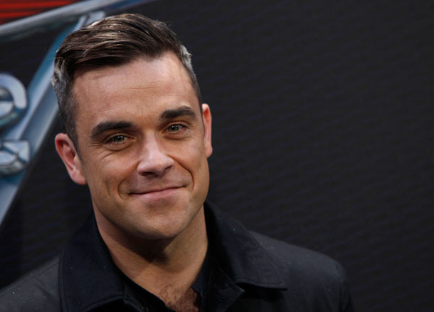 Robbie Williams Poker Site