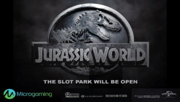 Casino Room Jurassic World Slot Promotion