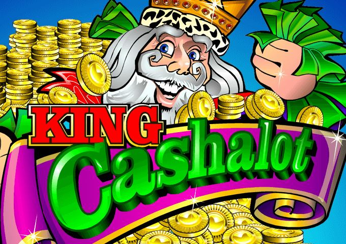 King Cashalot Jackpot Hit