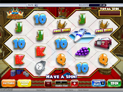 Midas Millions Slot Virgin Casino