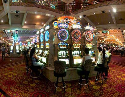 Slots Gaming at Casino
