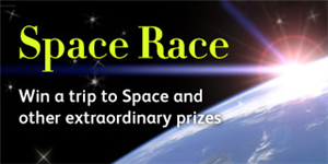 Space Race Promotion
