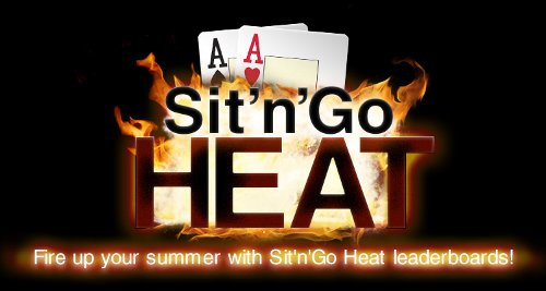 "Titan Poker Sit ""N"" Go Heat Tournaments"