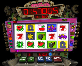 Jackpot, Vegas Mania Slot Machine