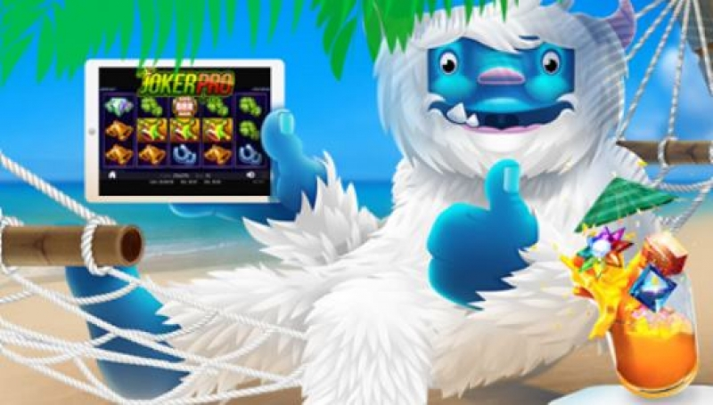 Yeti Casino Cash Back Promotion